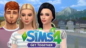 The Sims 4 - Get Together Crack PC Game For Free Download
