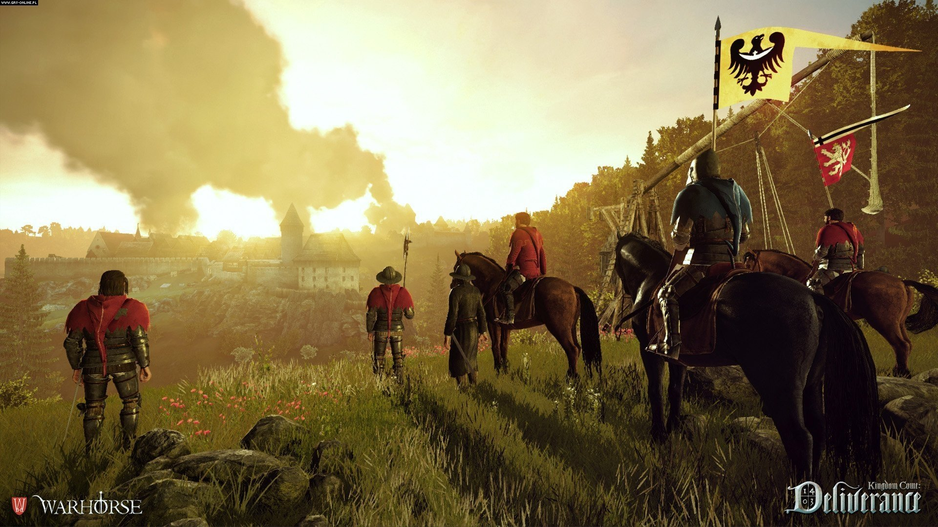 Kingdom Come: Deliverance Activation Key + Features PC Game Free Download