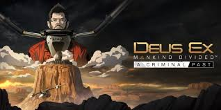 Deus Ex: Mankind Divided PC Codex Game Free Download