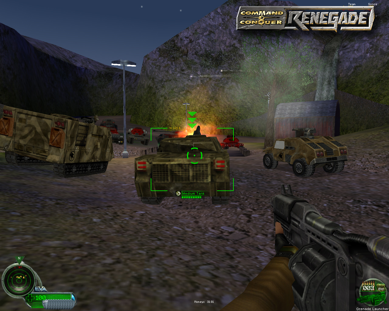 Command and Conquer: The Ultimate Edition Activation Key + Crack PC Game Download