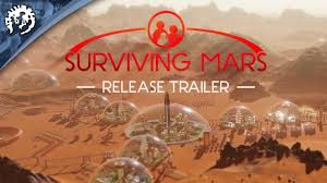 Surviving Mars Activation Key + Crack and Free Download