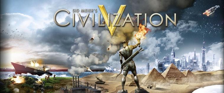 Sid Meier's Civilization V 5 - The Complete Edition PC Crack Free Download