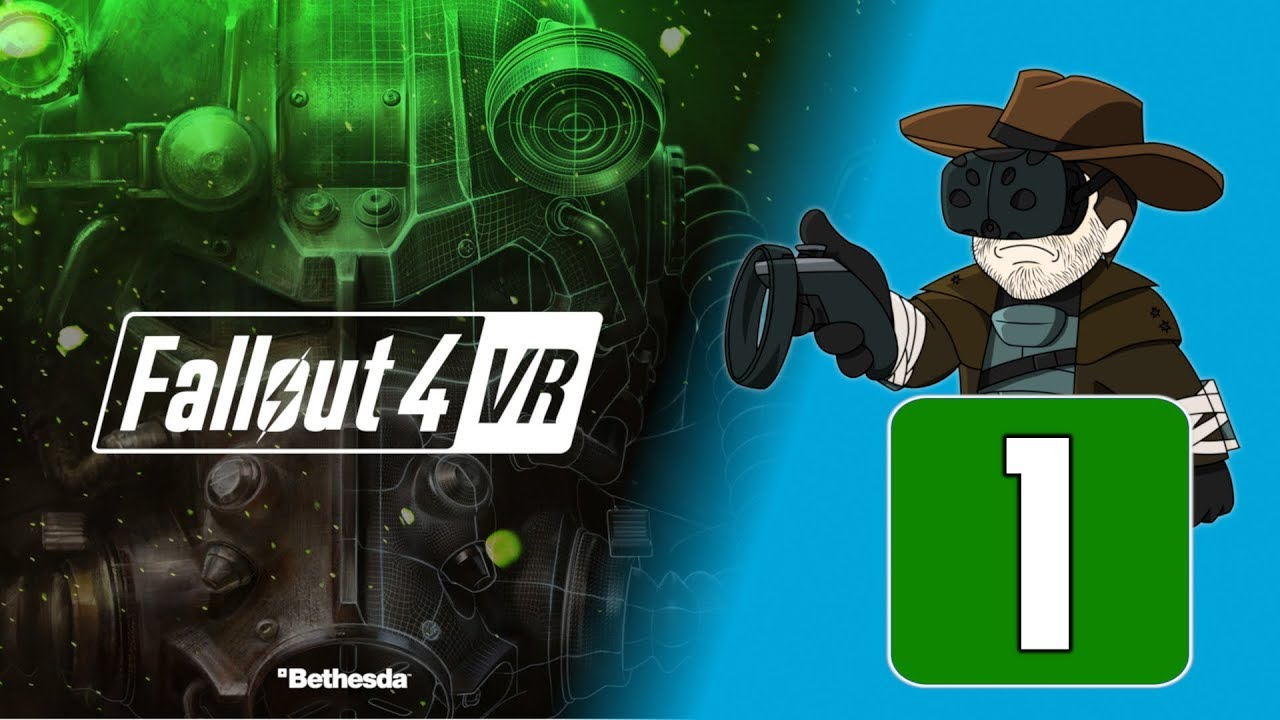 Fallout 4 VR PC Game Crack + Free Downloading