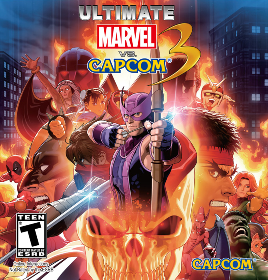Marvel vs. Capcom Infinite Highly Compressed PC Game For Download