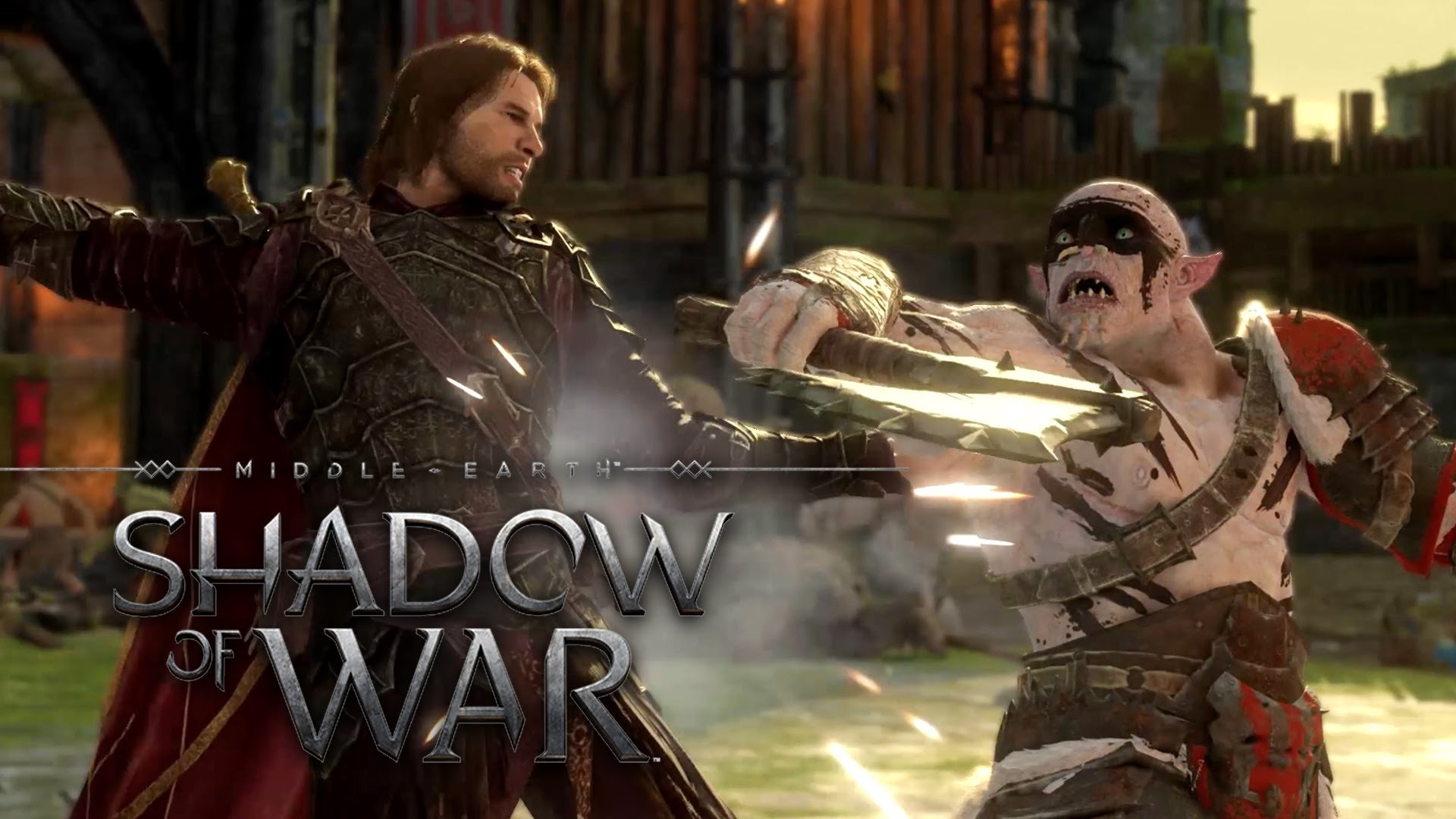 Middle-earth: Shadow of War Highly compressed + Crack PC Game Free Download