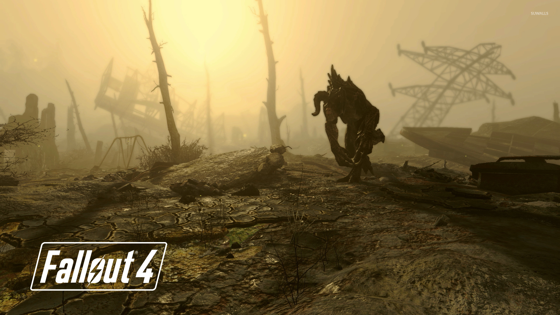Fallout 4 Crack+Key PC Game For Free Download