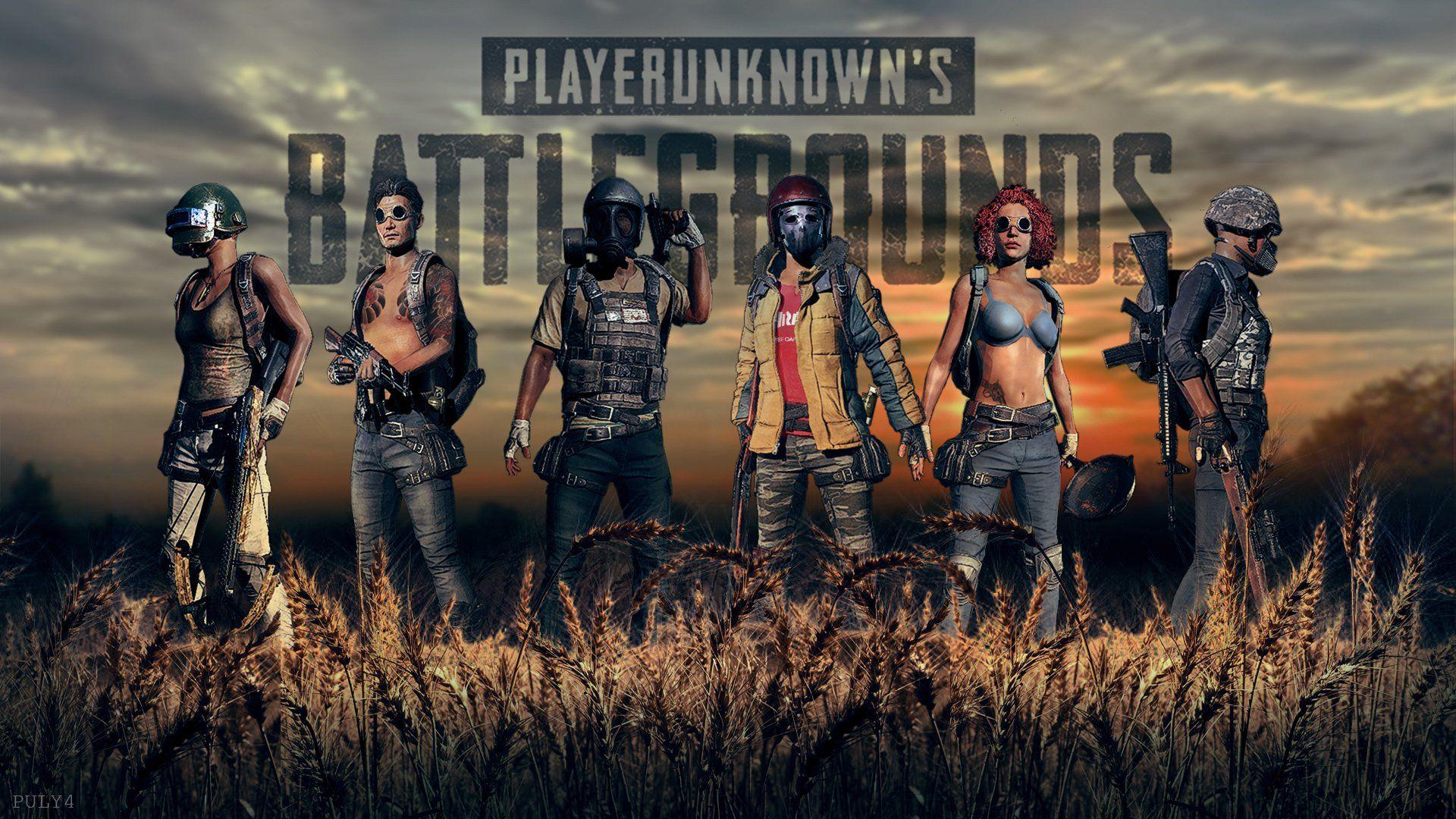 Player Unknowns Battlegrounds (PUBG) Activation Key PC Game Free Download