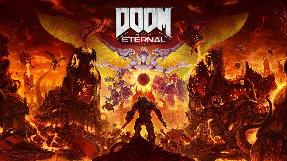 DOOM Highly Compressed+Fighter PC Game For Free Download