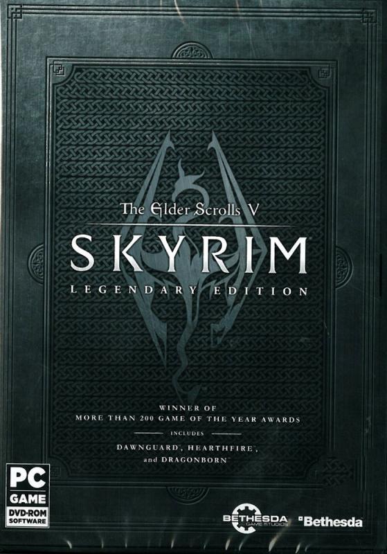 The Elder Scrolls V 5: Skyrim Legendary Edition Latest Version PC game Free Download