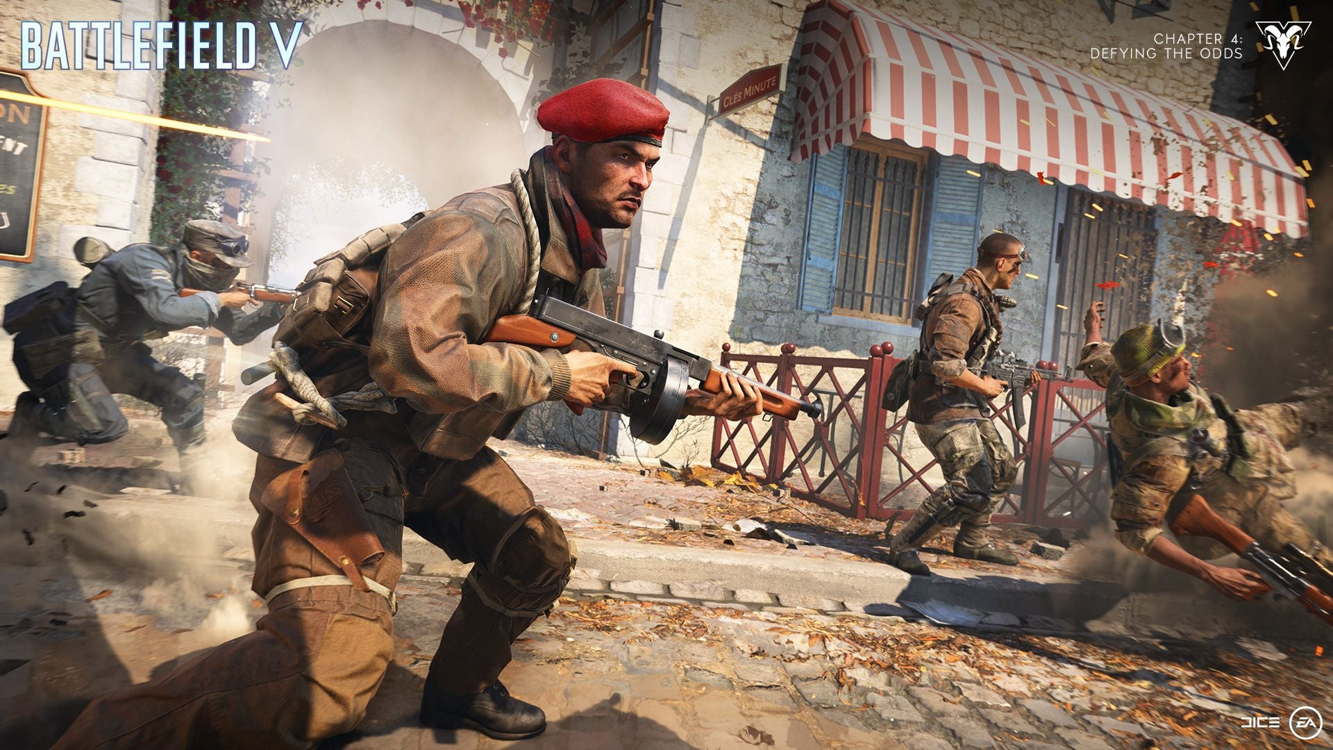 Battlefield V 5 Activation Key PC Game For Free Download