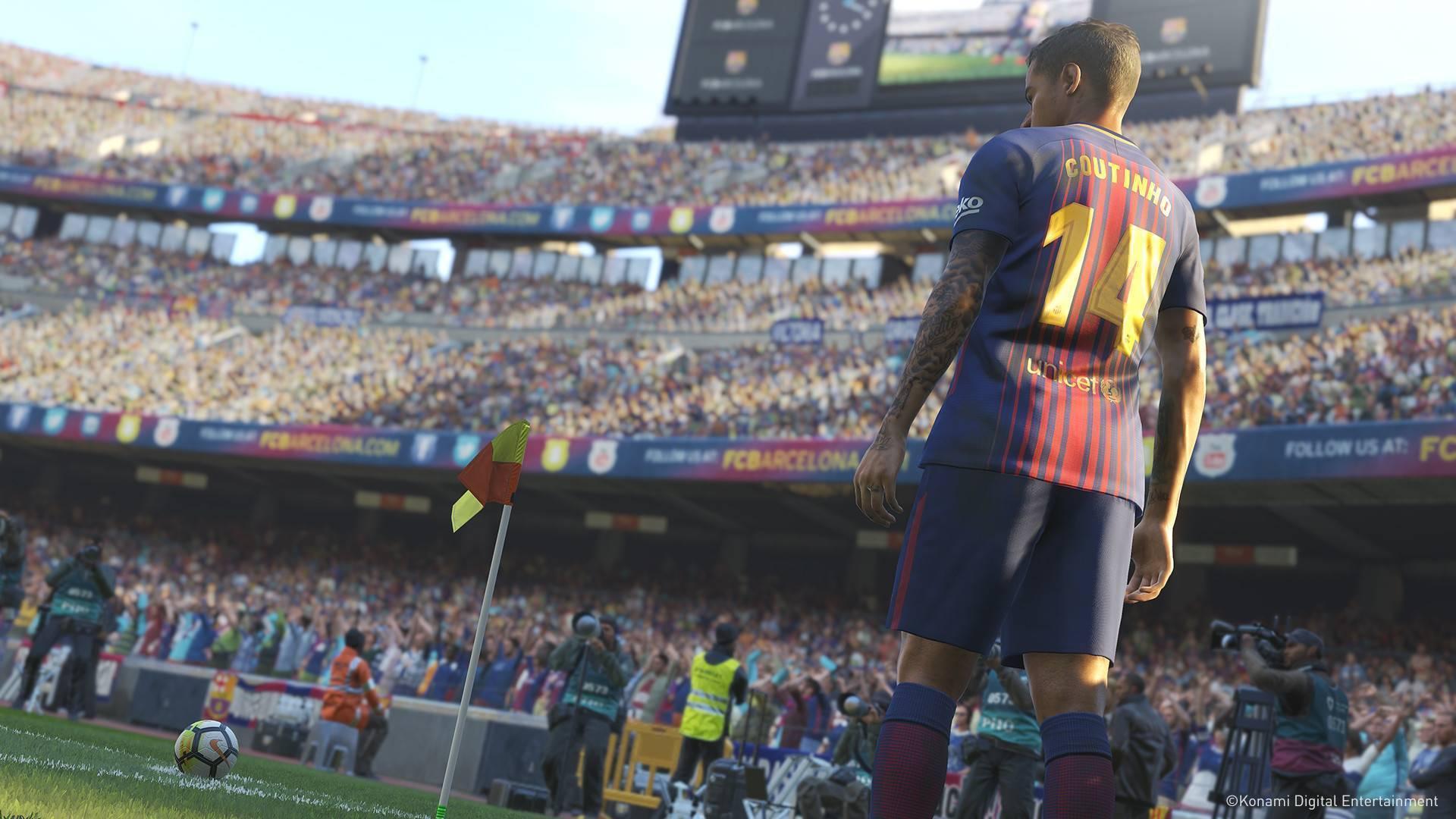 Pro Evolution Soccer (PES) 2019 Highly Compressed PC Game Download