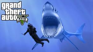 Grand Theft Auto Online (GTA V 5): Megalodon Shark Crack PC Game Download