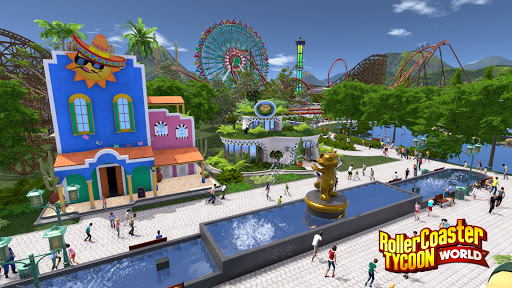 Roller Coaster Tycoon World Activation Key + Crack PC Game Free