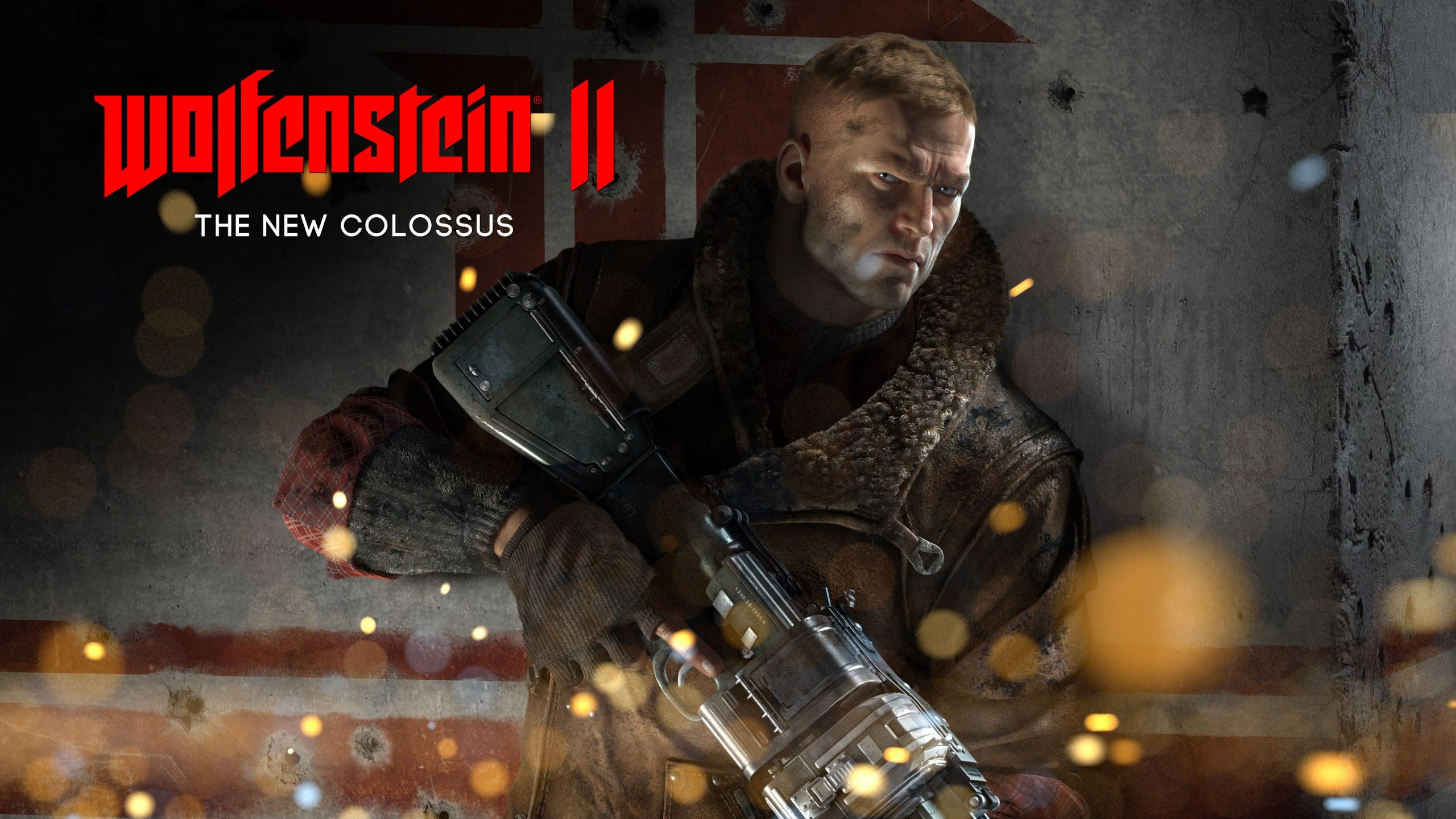 Wolfenstein II 2: The New Colossus Crack PC Game For Free Download