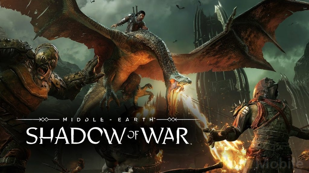 Middle-earth: Shadow of War Highly Compressed PC Game Download