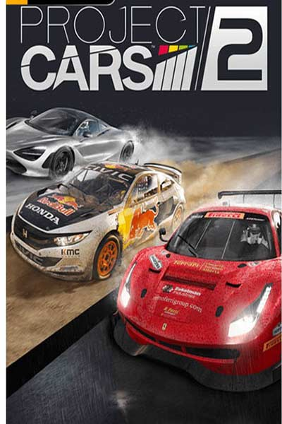 Project Cars 2 Highly Compressed PC Crack Game Free Torrent