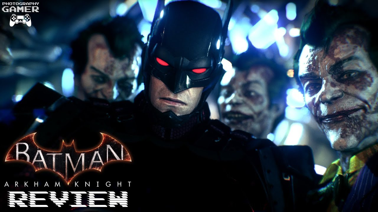 Batman: Arkham Knight Premium Edition Activation Key PC Game Download