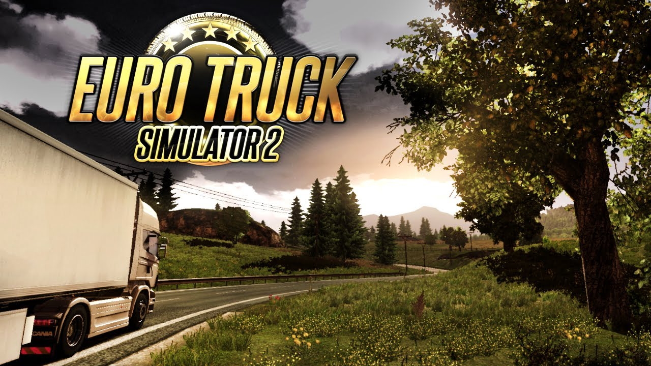 Euro Truck Simulator 2 Installation Key + Highly Compressed Crack PC Game For Free Download