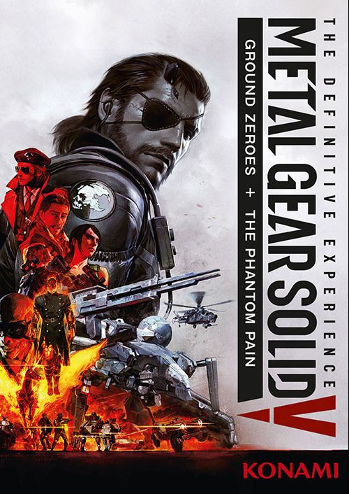 Metal Gear Solid V 5 Definitive Experience Latest Version Cracked + Torrent Cd key PC Game For Free Download