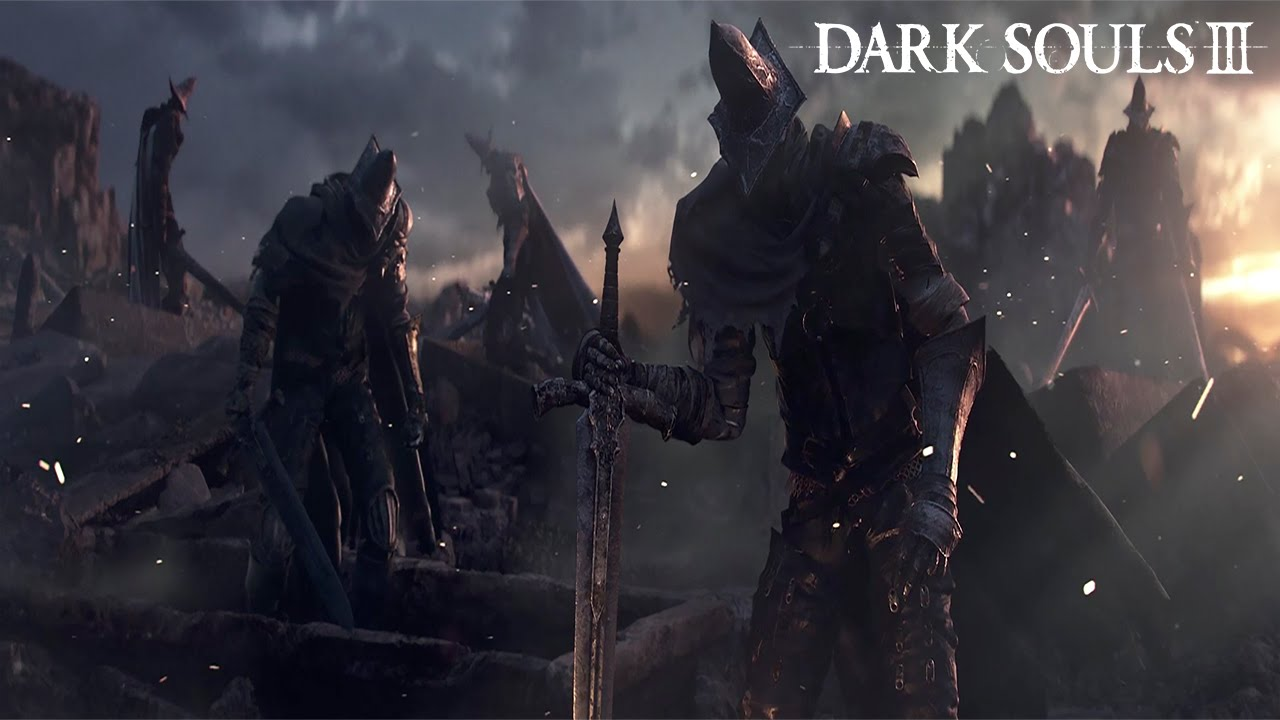 Dark Souls III 3 Deluxe Edition Highly Compressed Crack + Installation Key PC Game For Free Download