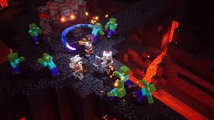 Minecraft Dungeons Crack Torrent Game Free Download