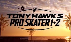 Tony Hawk's Pro Skater 1 + 2 Download CRACK FULL PC GAME