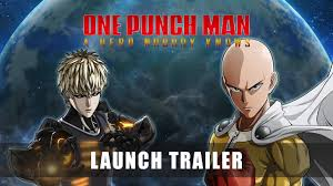 ONE-PUNCH MAN: A HERO NOBODY KNOWS Download PC