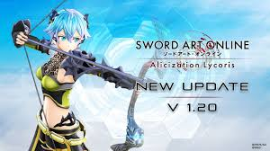 SWORD ART ONLINE Alicization Lycoris-CODEX - SKiDROW