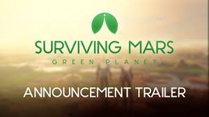 Surviving Mars Green Planet Crack Download PC+ CPY Codex