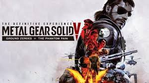 Metal Gear Solid V The Phantom Pain Crack Codex Free Download