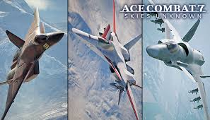 Ace Combat 7 Skies Unknown Crack PC +CPY Free Download