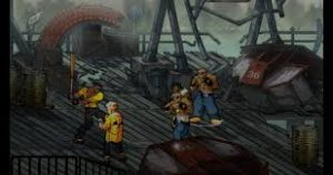 Streets of Rage 4 Crack CPY+ PC Torrent Free Download