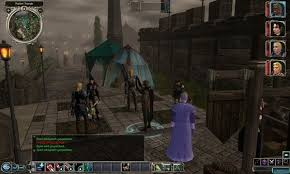 Neverwinter Nights 2 Complete Crack Free Download PC Game