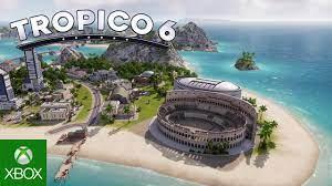 Tropico 6 Crack CODEX Torrent Free Download Full PC +CPY Game