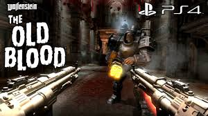 Wolfenstein The Old Blood Crack Free Download Full PC Game 2021