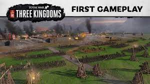Total War Three Kingdoms Crack Full PC Game Free Download
