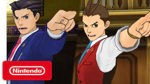 Phoenix Wright Ace Attorney Trilogy Crack Free Download PC Game
