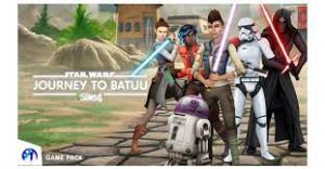 The Sims 4 Star Wars Crack Full PC Game Free Download Game