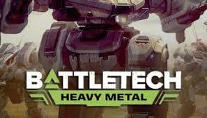 BATTLETECH Heavy Metal Update v1.9.1 Crack Torrent Download