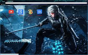 Metal Gear Rising Revengeance Crack Codex+ Game Download