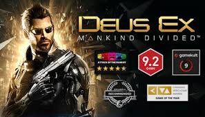 Deus Ex Mankind Divided Digital Deluxe Edition Crack Download Game