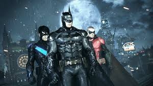 Batman Arkham Crack Full PC Game CODEX Torrent Free Download