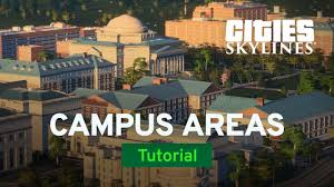 Cities Skylines Campus Crack Free Download Full PC Game 2021