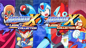 Mega Man X Legacy Collection Crack Free Download Full PC Game