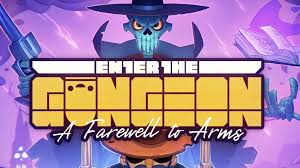 Enter the Gungeon A Farewell to Arms Crack Torrent Free Download