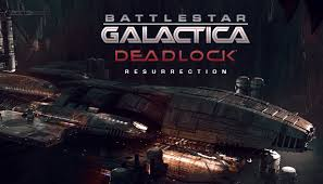 Battlestar Galactica Deadlock Anabasis Crack Download PC Game