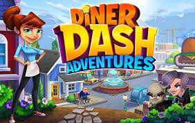 Diner Dash Crack Full PC Game CODEX Torrent Free Download