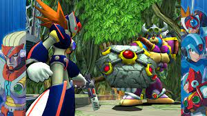 Mega Man X Legacy Collection Crack Full PC Game Free Download